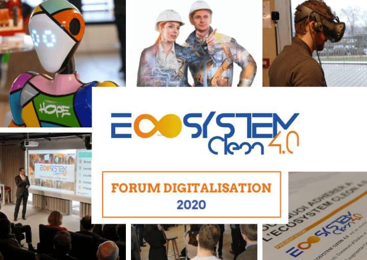 Forum digitalisation : la presse en parle