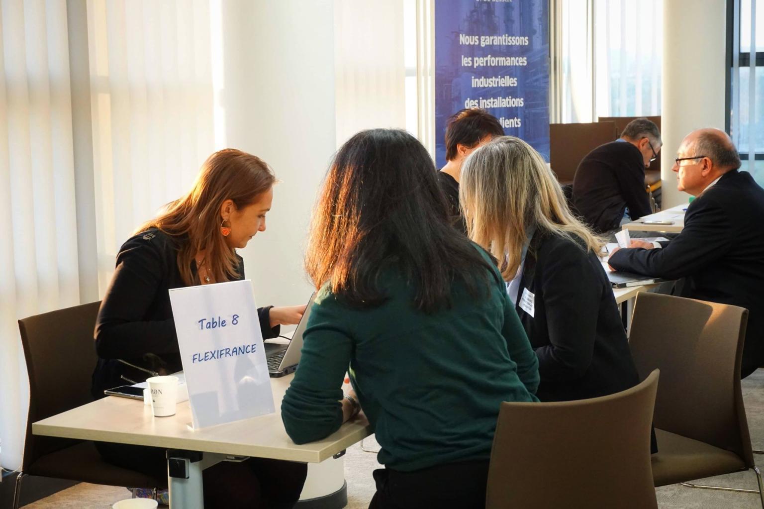 Convention d'affaires BtoB de l'ECOSYSTEM CLEON 4.0. 20 Novembre 2019