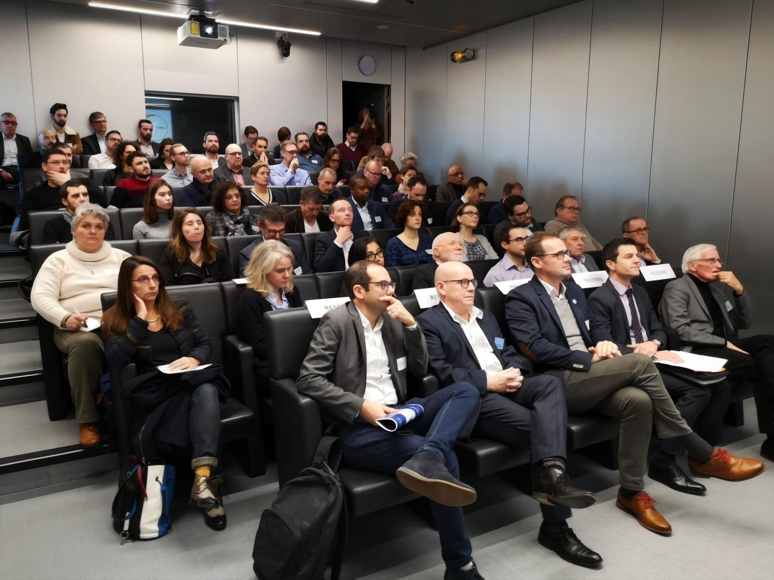 Forum digitalisation 16 Janvier 2020