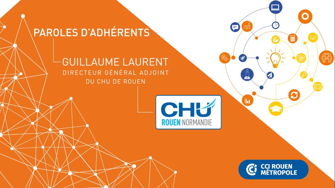 Paroles d'adhérents – CHU Rouen Normandie