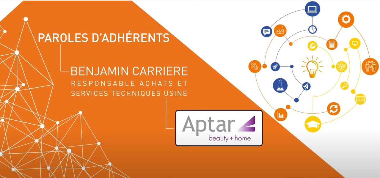Paroles d'adhérents – Aptar Beauty & Home