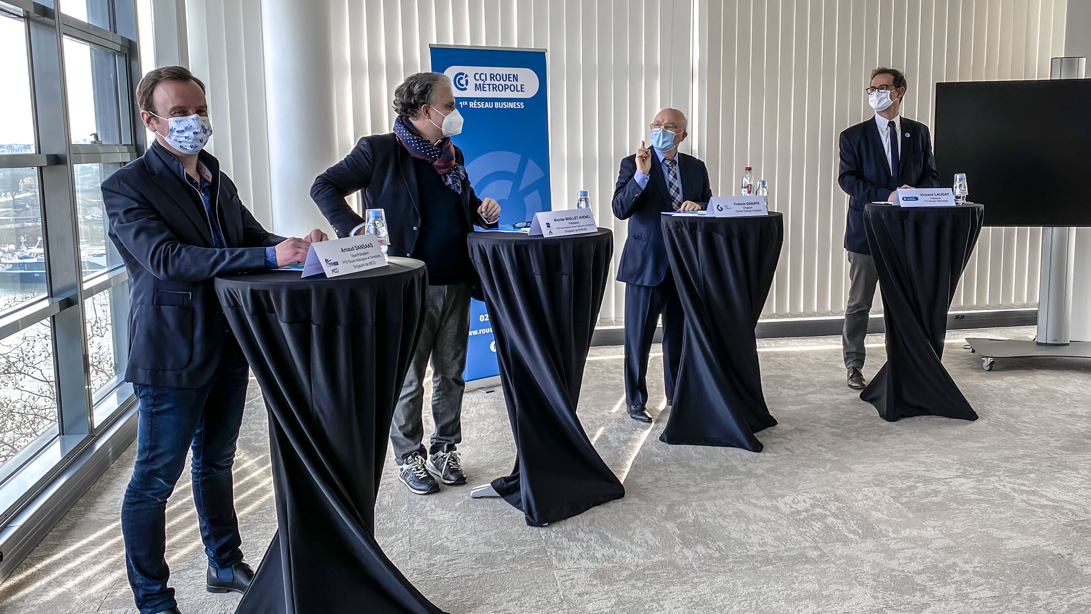 Conférence de presse Smart Mobility