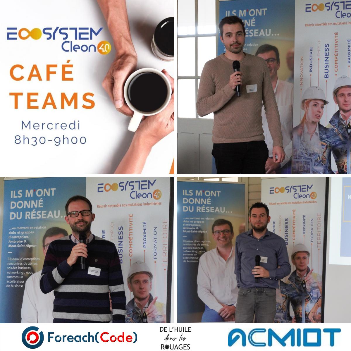 Café Teams #1 – 31 mars