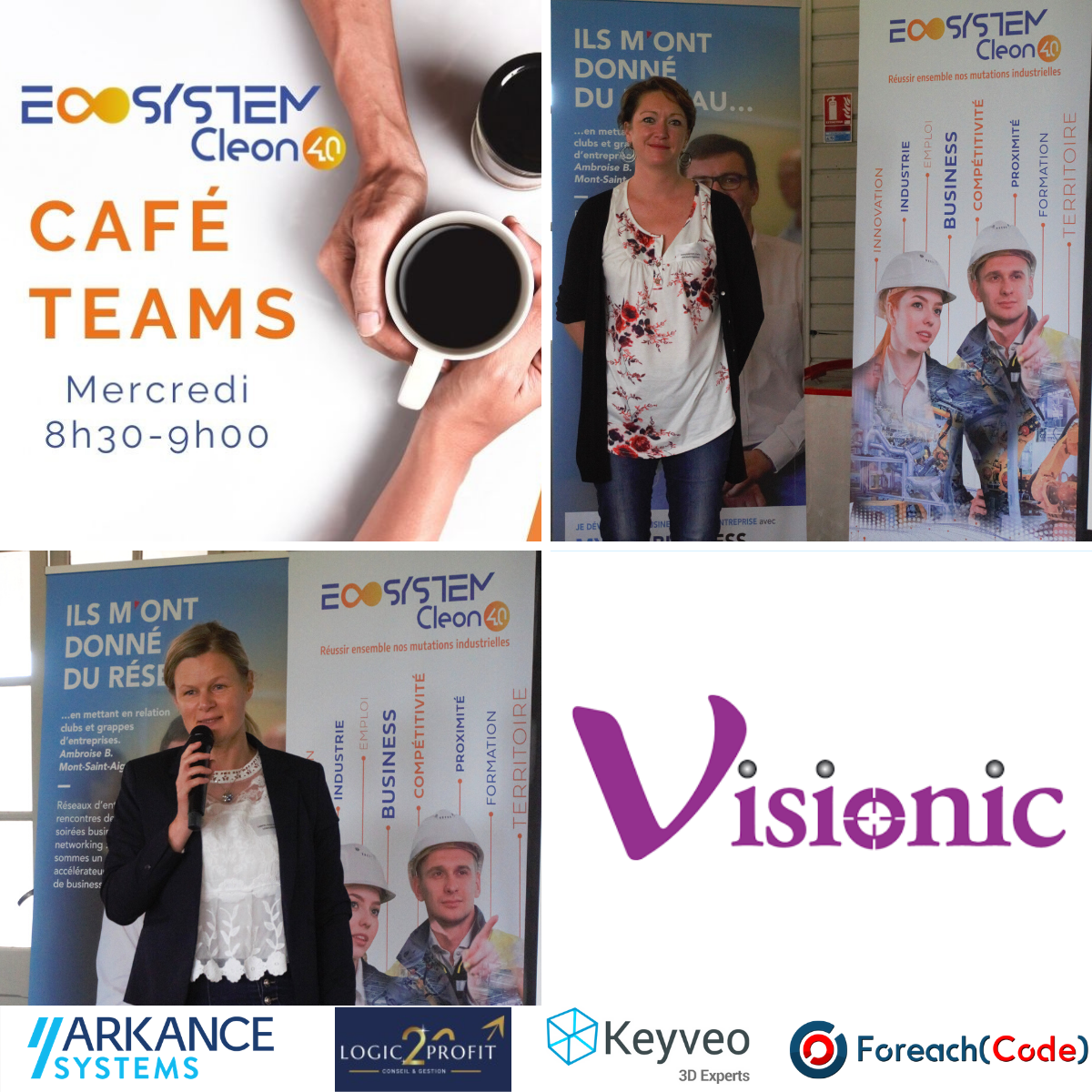 Cafe Teams #3 et #4